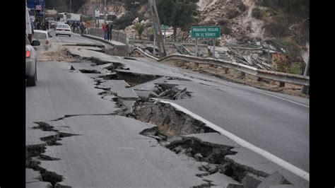earthquakes youtube