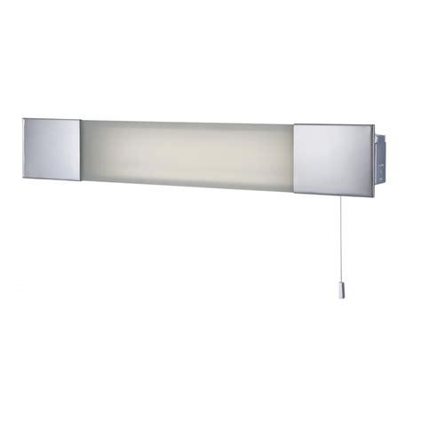 Bathroom Mirror Light Shaver Socket by 8236ch Mirror Light Shaver Socket In Chrome With