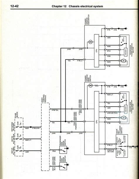 need help asap window wiring diagram plz my350z