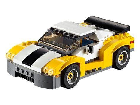Lego Cars by Lego 31046 Schneller Sportflitzer Creator 2016 Ab 17