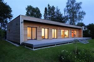 Holzbungalow HausbauDirekt