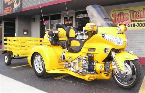 Custom Trikes Honda Goldwing Trike Motorcycles