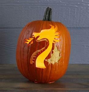 29, Easy, Pumpkin, Carving, Ideas