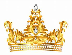 Crown clipart transparent background - Pencil and in color ...