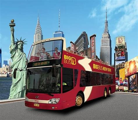 Big Bus Tours New York (new York City) Top Tips Before