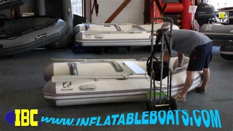 Zodiac Boat Floor Assembly by Zodiac Cadet 270 Alu Assembly