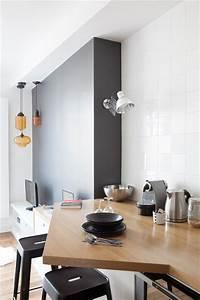 Coin Repas Cuisine : table de cuisine etroite petits espaces de cuisine ~ Premium-room.com Idées de Décoration