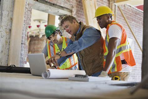 managing  generations   construction site