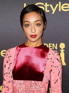 Ruth Negga at the HFPA and InStyles Celebration of the ...