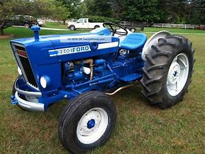 Ford Tractor Wallpapers