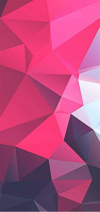 Polygon 3d Pink 1440 Wallpapers 1280