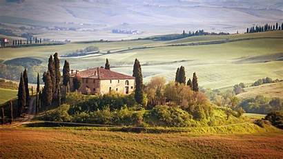 Tuscany Italy Landscape Nature Desktop Wallpapers Backgrounds
