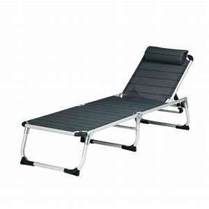 Lit De Camp : outwell transat new foundland lit de camp mobilier de camping chaises ~ Teatrodelosmanantiales.com Idées de Décoration