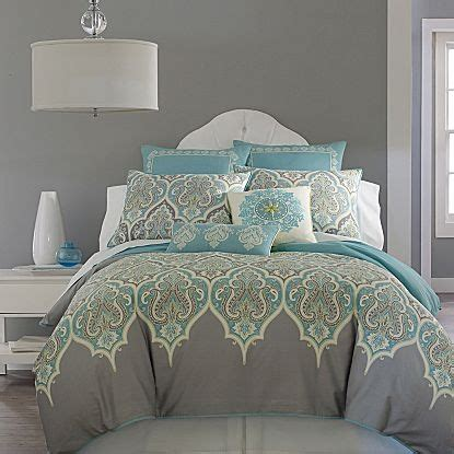 kashmir comforter set jcpenney home and decor