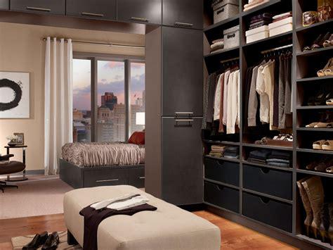 Modern Bedroom Closets by Modern Master Walk In Closet Storage Closets Modern