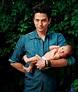 Jackson Rathbone And His Son Monroe Jackson Rathbone VI ...