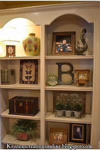 Great tips for accessorizing bookcases although there for How to decorate bookshelves