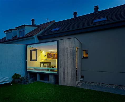 ingenious glass cube showcases  bold  brilliant home