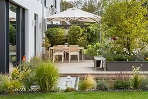 Moderne Gärten Bilder : moderner garten moderne bepflanzung und wasserbecken ~ Eleganceandgraceweddings.com Haus und Dekorationen