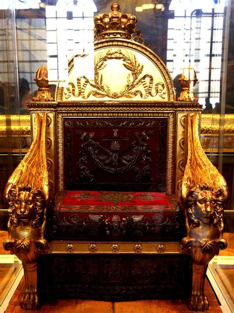 ornate throne  versailles  palace  versailles   flickr