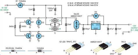 Regulated Inverter Supply Eeweb Community