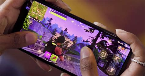 fortnite battle royale  mobile   total game changer