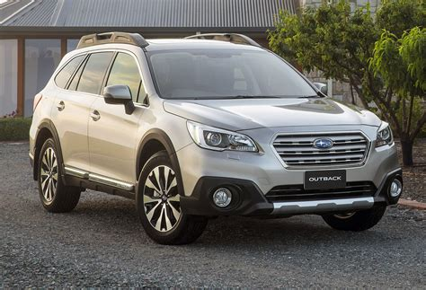 2015 Subaru Outback Review A Better Allrounder