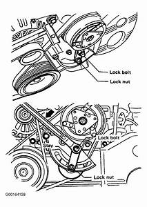 1995 Subaru Svx Serpentine Belt Routing And Timing Belt