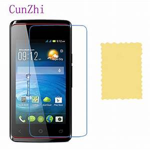 3PCS High Definition Protection Film For Acer Liquid Z200