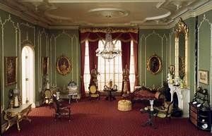 E-14: English Drawing Room of the Victorian Period, 1840