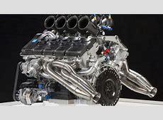 Volvo Polestar reveals new V8 Supercars engine Autoblog