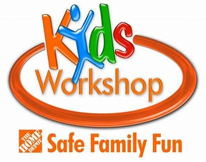 Depot Workshop Clip Workshops Project Kid Upcoming
