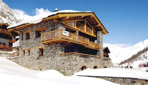 chalet bandire val d isere skiing holidays ski total