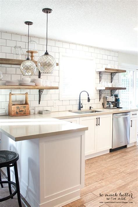pictures of simple kitchen design best 25 rustic white kitchens ideas on large 7483