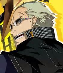kanji tatsumi voice persona  golden game