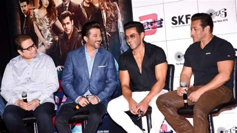 Race 3 Brings Anil Kapoor And Bobby Deol Together For The