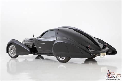 I am well aware that. The PACIFIC, 1937 Type 57SC BUGATTI ATLANTIC Recreation
