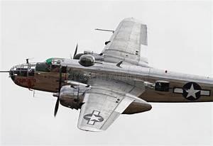 World War II B-25 Mitchell Bomber Editorial Image - Image ...