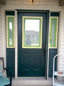Adding, Curb, Appeal, How, To, Paint, Shutters, And, Front, Door, U2022, Our, House, Now, A, Home