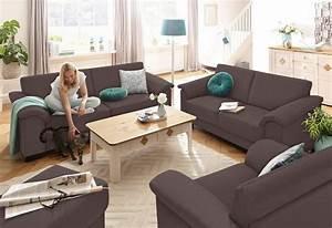 Polstergarnituren 3 2 1 Sitzer : couchgarnitur kaufen bequeme polstergarnituren otto ~ Bigdaddyawards.com Haus und Dekorationen