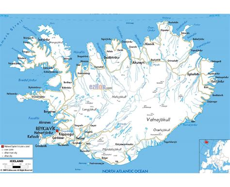 maps  iceland collection  maps  iceland europe