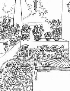 Creative Haven Flower Mandalas Coloring Book Marty Noble