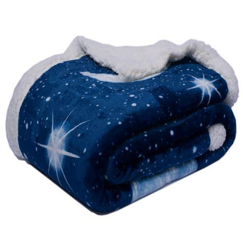 plaid coperta morbidissima cielo stellato cose  casa  mondo  accessori  la casa