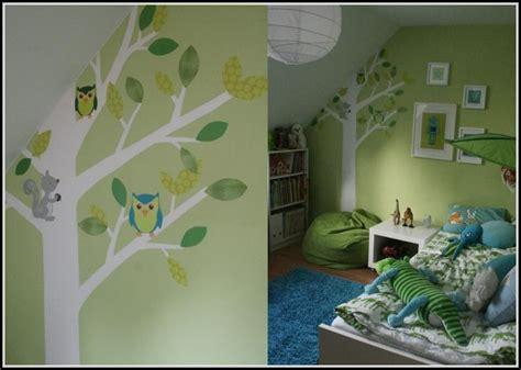 Wandfarben Ideen Kinderzimmer Junge  Kinderzimme House