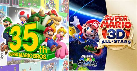 Nintendo: All The Classic Mario Games Being Re-Released On ...