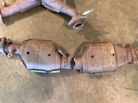 ford cat catalytic converter scrap prices