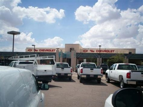 Van Chevrolet Az  Scottsdale, Az 85260 Car Dealership