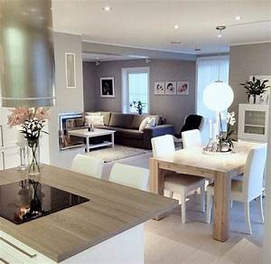 carrelage de salle a manger 12 petite cuisine sol en With salon parquet cuisine carrelage