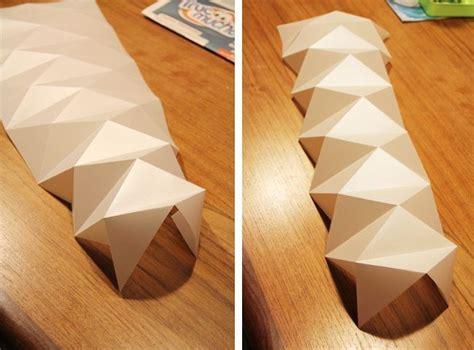 abat jour origami diy 8 best images about le papier on diamonds and deco