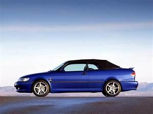 Saab 9-3 Convertible - 1998  1999  2000  2001  2002  2003